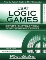 LSAT Logic Games Setups Encyclopedia, Volume 2
