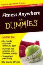 Fitness Anywhere for Dummies: Anyone, Anywhere Fitness! [With Magnet(s)]