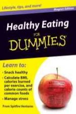 Healthy Eating for Dummies: Lifestyle, Tips, and More! [With Magnet(s)]