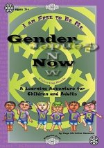 Gender Now Coloring Book: A Learning Adventure for Children and Adults