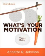 What's Your Motivation?: Values Matter