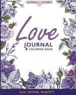 LOVE Journal & Coloring Book