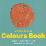 New Zealand Colours: Learn Colours with Art and Objects from Te Papa