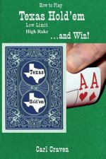 How to Play Texas Hold'em Low Limit High Rake . . . and Win!