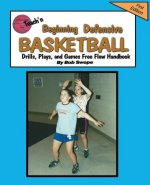 Teach'n Beginning Defensive Basketball Drills, Plays, and Games Free Flow Handbook