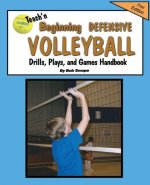 Teach'n Beginning Defensive Volleyball Drills, Plays, and Games Free Flow Handbook