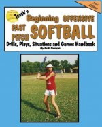 Teach'n Beginning Offensive Fast Pitch Softball Drills, Plays, Situations and Games Free Flow Handbook