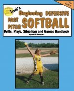 Teach'n Beginning Defensive Fast Pitch Softball Drills, Plays, Situations and Games Free Flow Handbook