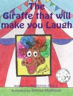The Giraffe that will make you Laugh