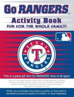 Go Rangers Activity Book