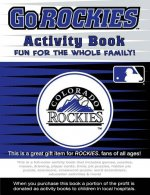 Go Rockies Activity Book