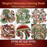 Magical Abstracts Coloring Book