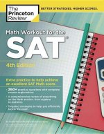 Math Workout for the SAT, 4th Edition