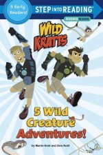 Wild Kratts Step Into Reading Bind-Up (Wild Kratts)