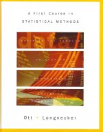 A First Course in Statistical Methods (Book Only)