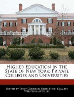 Higher Education in the State of New York: Private Colleges and Universities
