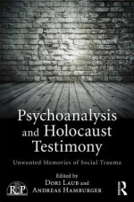 Psychoanalytic Approaches to Social Trauma and Testimony: Unwanted Memory and Holocaust Survivors