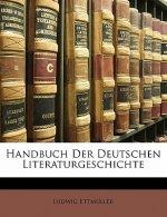 Handbuch Der Deutschen Literaturgeschichte