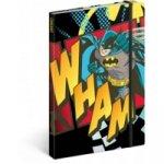 Batman Wham notes linkovaný