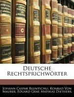Deutsche Rechtsprichwörter