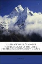 Illustrations of Devonian fossils, : corals of the Upper Helderberg and Hamilton groups