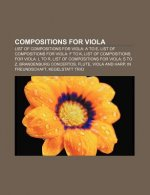 Compositions for viola