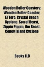 Wooden roller coasters