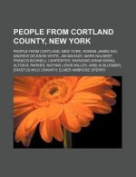 People from Cortland County, New York