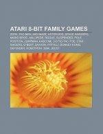 Atari 8-bit family games