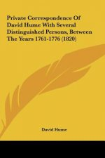 Private Correspondence Of David Hume With Several Distinguished Persons, Between The Years 1761-1776 (1820)