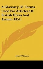 A Glossary Of Terms Used For Articles Of British Dress And Armor (1851)