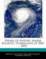 Freaks of Nature: Major Atlantic Hurricanes of 2001 - 2005