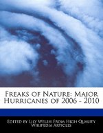 Freaks of Nature: Major Hurricanes of 2006 - 2010
