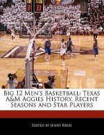 Big 12 Men's Basketball: Texas A&m Aggies History, Recent Seasons and Star Players