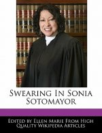 Swearing in Sonia Sotomayor