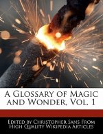 A Glossary of Magic and Wonder, Vol. 1
