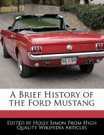 A Brief History of the Ford Mustang