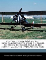 Aviation History: Wwi Aircraft Including the Bristol Scout, the Fokker Eindecker, the Fokker Scourge, the Sopwith Camel, the Spad S.XIII