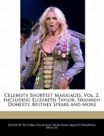 Celebrity Shortest Marriages, Vol. 2, Including Elizabeth Taylor, Shannen Doherty, Britney Spears and More