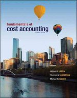 Fundamentals of Cost Accounting with Connect
