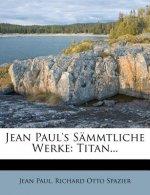 Jean Paul's sämmtliche Werke, XXII., Fünfte Lieferung, Zweiter Band
