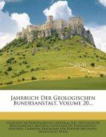 Jahrbuch der kaiserlich-königlichen geologischen Reichsanstalt.