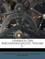 Lehrbuch der Kirchengeschichte, Fünfter Band