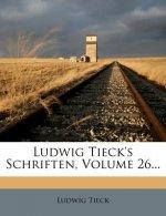 Ludwig Tieck's Schriften.