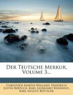 Der neue teutsche Merkur vom Jahr 1807.
