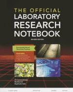 Official Laboratory Research Notebook (75 duplicate sets)