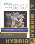 Finite Math and Applied Calculus, Hybrid
