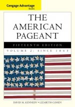 Bndl: Adv Bk: The American Pageant Vol 2: Since 1865