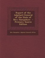 Report of the Adjutant-General of the State of New Hampshire