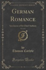German Romance, Vol. 2 of 2